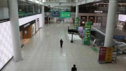 疫情下生意难做 韩国乐天新罗免税店下月撤出仁川机场