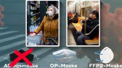 全德禁用织物口罩,鼓励居家办公