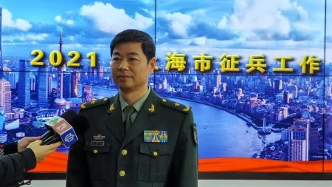 优先批准高学历青年入伍——上海警备区副司令员徐国安就今年征兵政策规定和安排答记者问