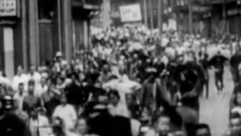 抗战炮火中的上海纪录片