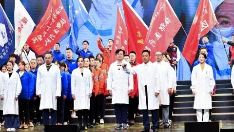 """国内首创,上海首演:""""生命至上""""大型医学人文情境叙事国庆倾情呈现"""