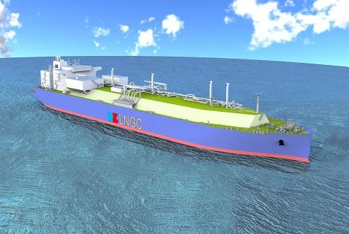 与国际强手同场竞技力拔头筹 上海船企获卡塔尔LNG百船项目首批订单