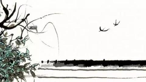 十日谈   莺歌燕舞的燕