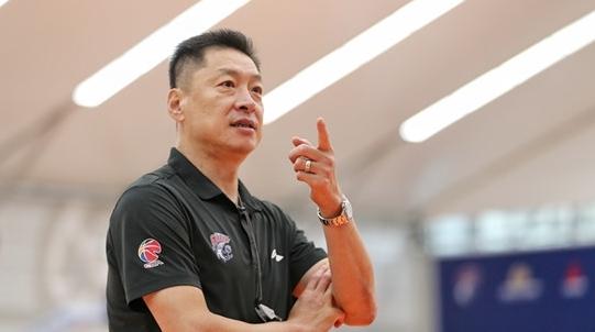 CBA新赛季下周开启 上海男篮定下这个目标