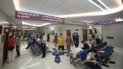 对标国家疫情防控新标准,华山医院急诊医学中心升级亮相