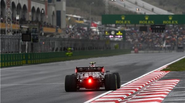 """搅了局扰了心,F1的伊斯坦布尔赛道,""""他""""又来""""捣乱""""了!"""