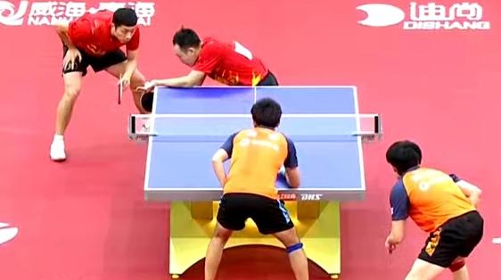 山东鲁能挺进乒超男团决赛 王楚钦距离世乒赛资格越来越近