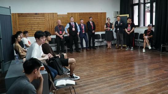 """上海国际学校将用上数字化戏剧课件""""艺树派"""",幕后支持来自这所知名戏剧院校"""