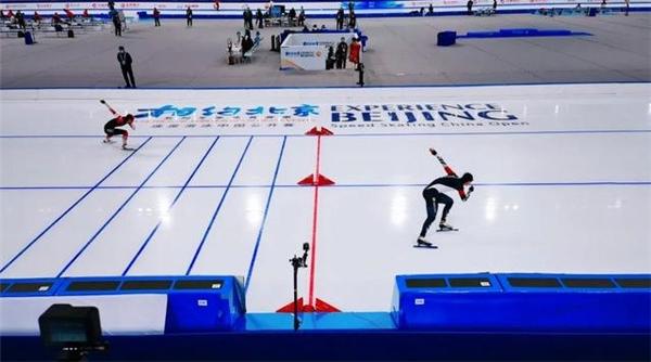 """""""相约北京""""提前热身,冬奥测试赛接踵而至"""