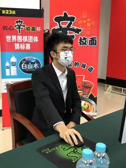 农心杯开赛 中国先锋李维清旗开得胜