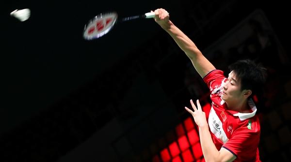 汤姆斯杯中国队5比0胜荷兰队,顺利晋级八强