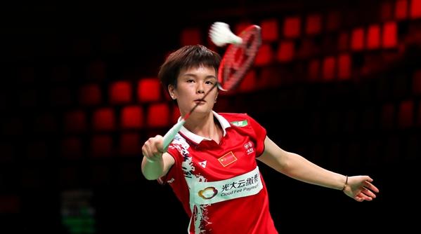 尤伯杯八强产生!中国队将与中国台北队争夺半决赛权