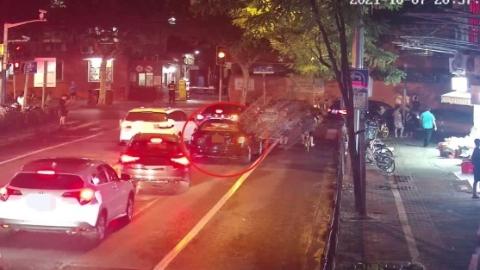 男子酒后不听劝执意驾车回家,结果半路中睡着了……普陀警方侦办一起危险驾驶案