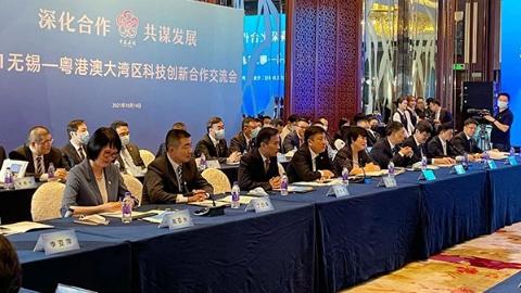 无锡赴深圳开展交流合作:积极对接粤港澳大湾区科技创新资源