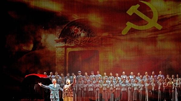 """""""南陈北李""""亮相潍坊,明晚《晨钟》在中国歌剧节敲响"""