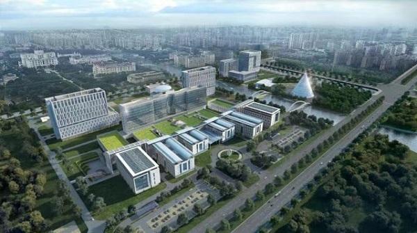 五个新城医疗配置提前看 松江新城市一南部扩建 推进优势学科群建设