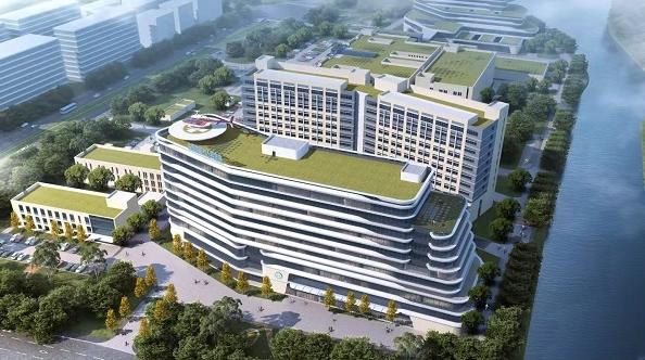 五个新城医疗配置提前看  临港六院扩建:打造高标准医学转化平台
