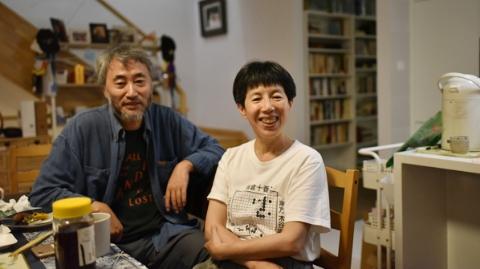 人物|十八段夫妇:江铸久、芮乃伟