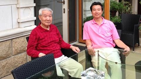 吴四海:做一个被老人喜欢的人