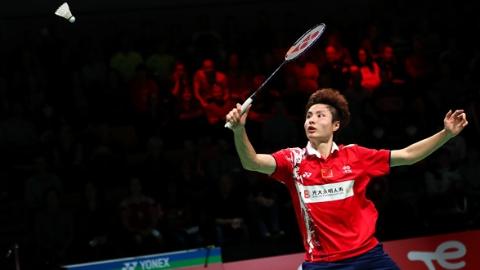 汤姆斯杯中国队淘汰日本队 将与印尼队争夺冠军