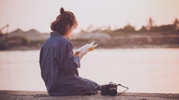 读书就像马拉松