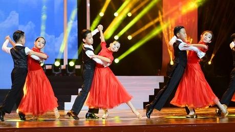 2021上海国际少儿艺术大典迎来盛典之夜