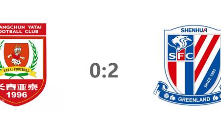 2比0力克亚泰晋级足协杯八强,困难时刻,申花精神重现