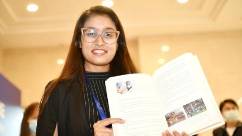 中国学论坛 《国际青年眼中的中国与世界》调查报告在沪发布