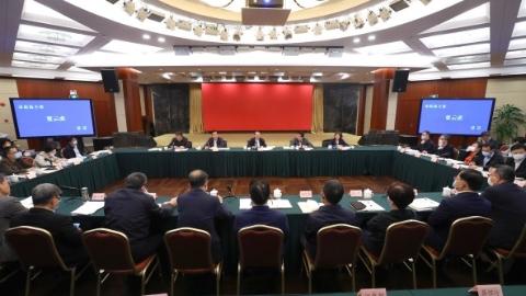 上海市政协召开提案工作经验交流座谈会 董云虎出席并讲话