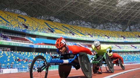 全国残特奥会今晚开幕 上海选手上午摘得主赛期首金