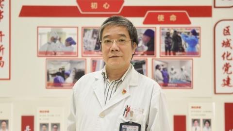 阿拉身边的代表丨冯云海:从小事做起构建和谐医患关系 办好百姓身边的医院