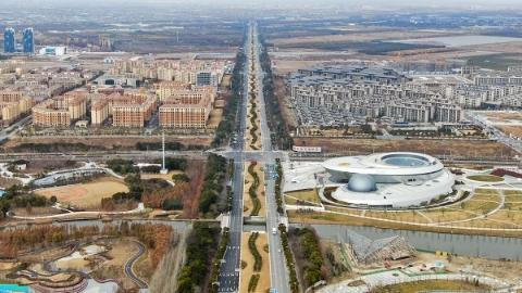 5年内临港15分钟到浦东枢纽、60分钟到虹桥、90分钟到长三角城市