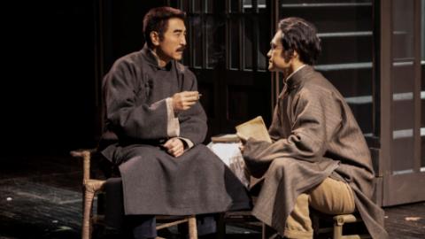 话剧《前哨》2月7日首演:用当今时代的创作,延续左联五烈士的精神