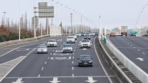 返沪高峰未至!警方提醒:G40下午可能出现常规拥堵