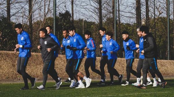 申花开启第二阶段集训!关于新赛季的阵容,崔康熙想好了吗?