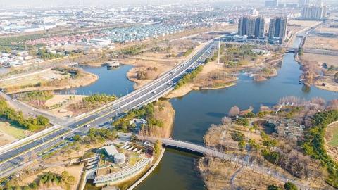 牛年牛气牛精神,新春新城新气象:节后第一个工作日,五大新城建设进行时