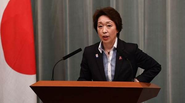 奥运大臣、前奥运女将桥本圣子将接任东京奥组委主席