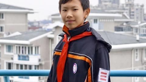 成为全球中学科学奖唯一初中生,还是击剑冠军!这个上海男生是如何做到的?