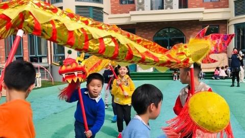 如何正确打开2021新学期?杨浦区的中小学今天很闹猛
