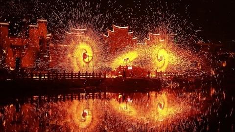 """元宵节""""夜游""""搜索次数提升约300% 国内游市场在回暖中蓄势待发"""