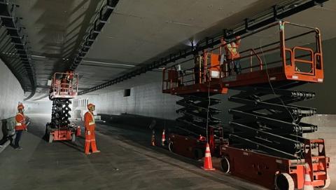 城投集团:63项市重大工程全面复工