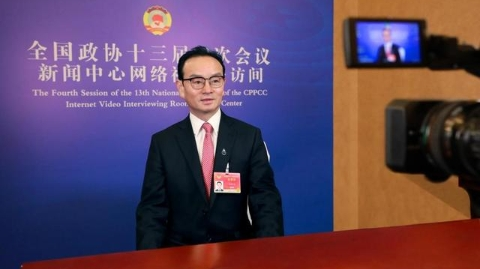 两会话题|全国政协委员马国湘:建议立项建设中国减贫经验国际分享智慧馆