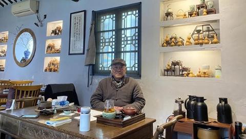 """枫泾古镇,居然藏了一位""""树洞老娘舅""""……"""