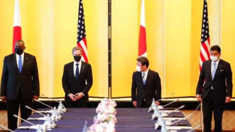 中国外交部发言人点名批评日本:甘愿仰人鼻息,不惜引狼入室