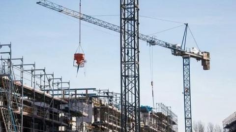 德国:去年获批建造住房数仅次于2016年