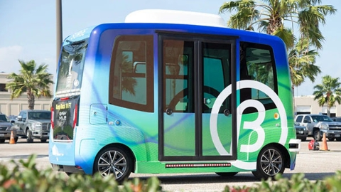 德国汉堡贝尔格多夫将尝试全自动无人驾驶电动班车