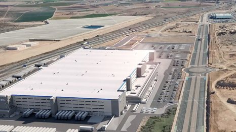 亚马逊在西班牙建造第4间机器人物流中心