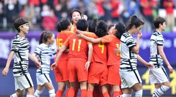 东京奥运会,中国女足来了!