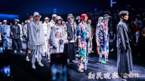 2021秋冬上海时装周开幕 跃居全球时尚产业指数第四