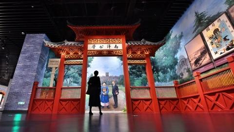 上世纪30年代交大入学考卷长啥样?去上海交大新校史博物馆一探究竟